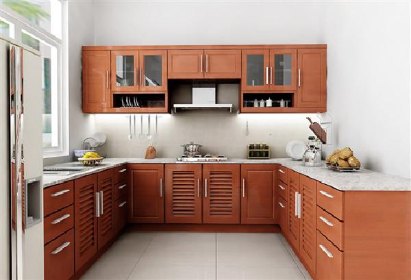 Tủ bếp tại TP Vinh Nghệ An